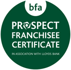 Prospective Franchisee Certificate